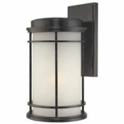 Dolan Lighting 9102-68 La Mirage - One Light Outdoor Wall Mount