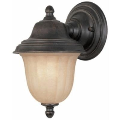 Dolan Lighting 9120-68 Helena - One Light Outdoor Wall Lantern