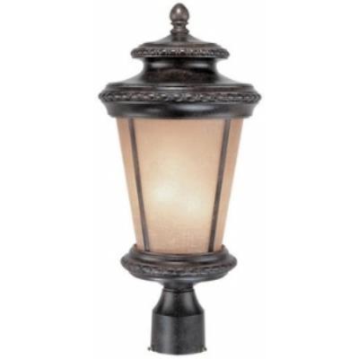Dolan Lighting 9137-114 Edgewood - Three Light Outdoor Post Mount