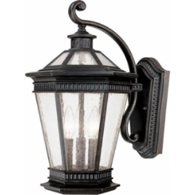 Dolan Lighting 9195-68 Vintage - Three Outdoor Wall Light