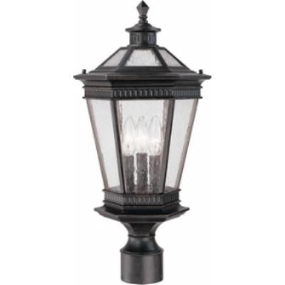 Dolan Lighting 9197-68 Vintage - Three Outdoor Post Light