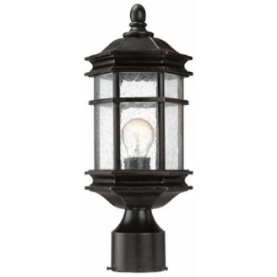 Dolan Lighting 9233-68 Barlow - One Light Outdoor Post Lantern