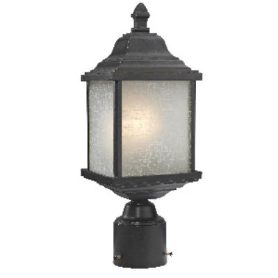 Dolan Lighting 932-68 Charleston - One Light Outdoor Post Lantern