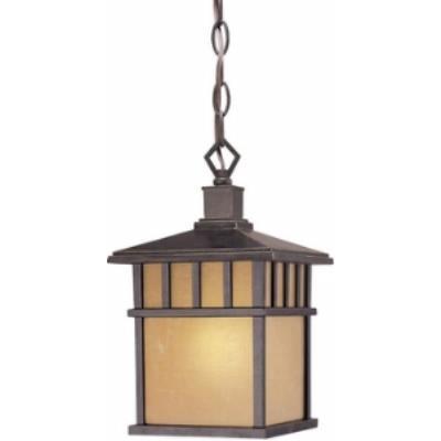 Dolan Lighting 9713-68 Barton - One Light Outdoor Hanging Pendant