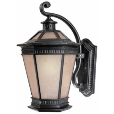 Dolan Lighting 9798-68 Vintage - One Light Outdoor Wall Lantern