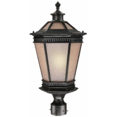 Dolan Lighting 9799-68 Vintage - One Light Outdoor Post Lantern
