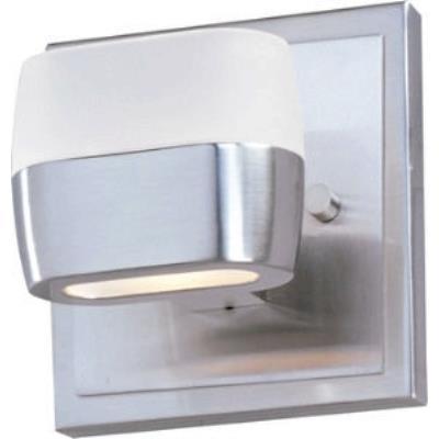 ET2 Lighting E21131-11SN Ellipse - One Light Wall Sconce