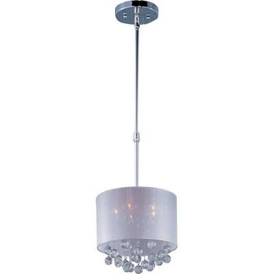 ET2 Lighting E22384-120PC Veil - Five Light Pendant