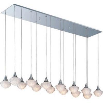 ET2 Lighting E23009-20PC Blossom - Fourteen Light Pendant