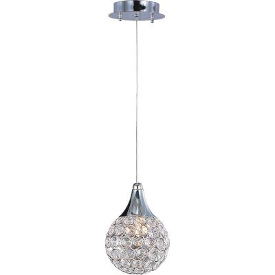 ET2 Lighting E24023-20PC Brilliant - One Light Pendant