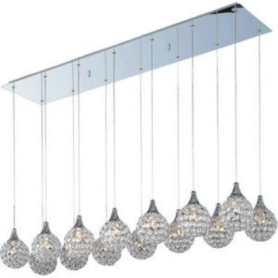 ET2 Lighting E24029-20PC Brilliant - Fourteen Light Pendant