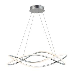 "Coaster - 30.25"" 48W 1 LED Pendant"