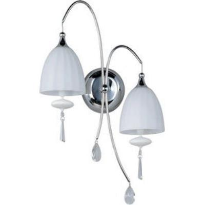 ET2 Lighting E24352-11PC Chute - Two Light Wall Sconce