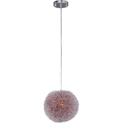 ET2 Lighting E24373-93AL Clipp - One Light Adjustable Pendant