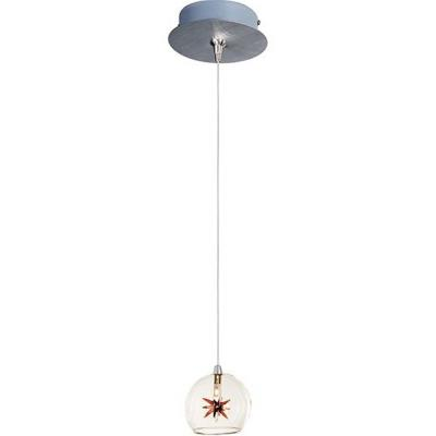 ET2 Lighting E94572-25 Starburst - One Light RapidJack Pendant
