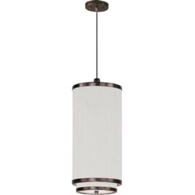 ET2 Lighting E95040-102OI Elements - One Light Mini-Pendant with Cord