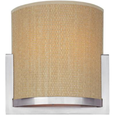 ET2 Lighting E95088-101SN Elements - Two Light Wall Sconce