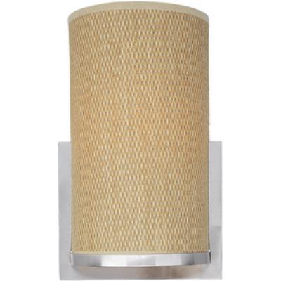 ET2 Lighting E95184-101SN Elements - One Light Wall Sconce