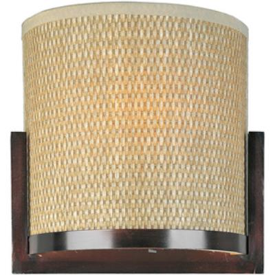 ET2 Lighting E95188-101OI Elements - Two Light Wall Sconce