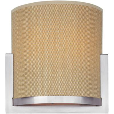 ET2 Lighting E95188-101SN Elements - Two Light Wall Sconce