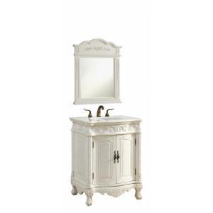 """27"""" 2 Door Vanity Cabinet"""