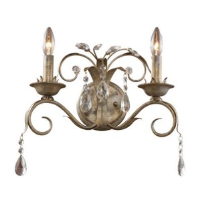 Elk Lighting 08082-WS Angelite - Two Light Wall Sconce