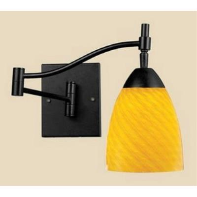 Elk Lighting 10151/1DR-CN Celina - One Light Swing Arm Wall Sconce