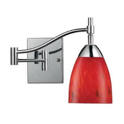 Elk Lighting 10151/1PC-FR Celina - One Light Swing Arm Wall Sconce