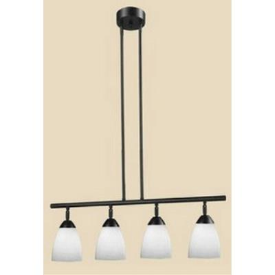 Elk Lighting 10153/4DR-WH Celina - Four Light Island