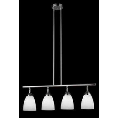 Elk Lighting 10153/4PC-WH Celina - Four Light Island