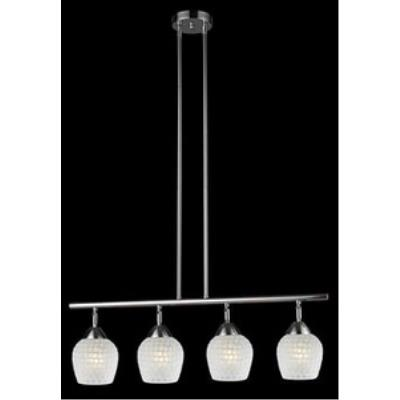 Elk Lighting 10153/4PC-WHT Celina - Four Light Island