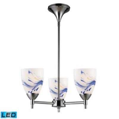 Elk Lighting 10154/3PC-MT-LED Celina - Three Light Chandelier