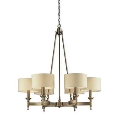 Elk Lighting 10263/6 Pembroke - Six Light Chandelier