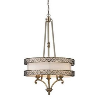 Elk Lighting 11218/3 Abington - Three Light Pendant