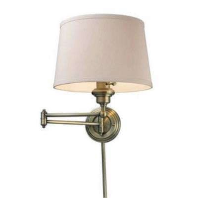Elk Lighting 11220/1 Westbrook - One Light Swing Arm Wall Sconce