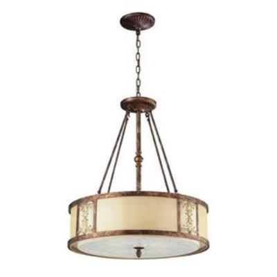 Elk Lighting 11342/4 Frederick - Four Light Pendant