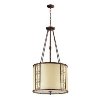Elk Lighting 11343/8 Frederick - Eight Light Pendant