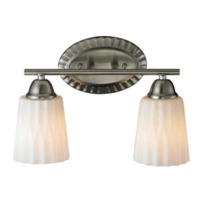 Elk Lighting 11406/2 Waverly - Two Light Bath Bar