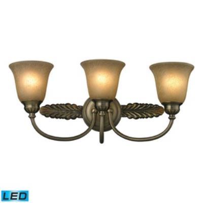 Elk Lighting 11425/3-LED Ventura - Three Light Bath Bar
