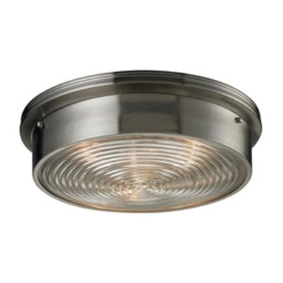 Elk Lighting 11463/3 Three Light Flush Mount