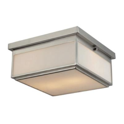 Elk Lighting 11464/2 Two Light Flush Mount