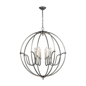 Stanton - Eight Light Chandelier