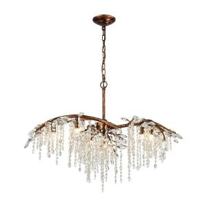Elia - Six Light Chandelier