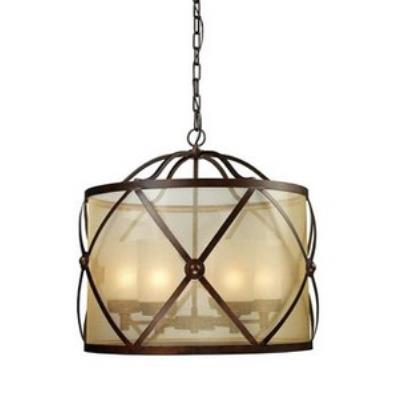 Elk Lighting 14052/6 Cumberland - Six Light Chandelier