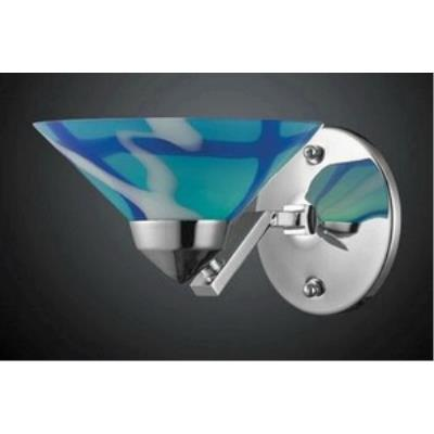 Elk Lighting 1470/1CAR Refraction - One Light Wall Sconce