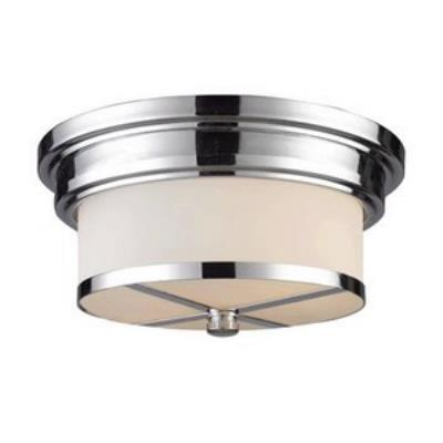 Elk Lighting 15015/2 Two Light Flush Mount
