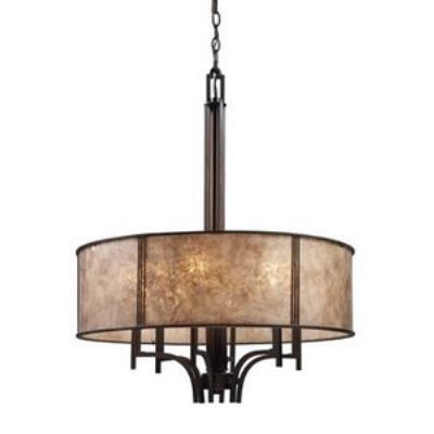 Elk Lighting 15034/6 Barringer - Six Light Pendant