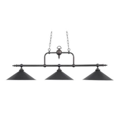 Elk Lighting 191-TB Designer Classics/Island - Three Light Island