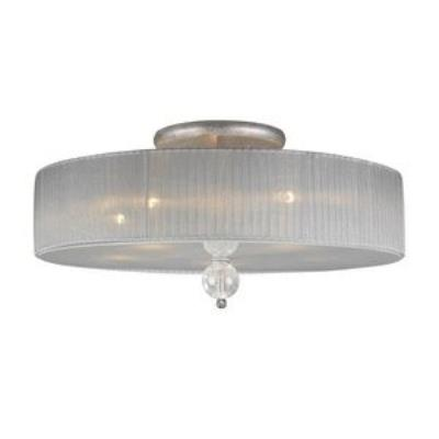 Elk Lighting 20006/5 Alexis - Five Light Semi-Flush Mount