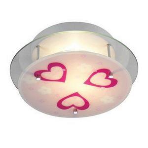 Novelty 2 - Light Heart Semi Flush